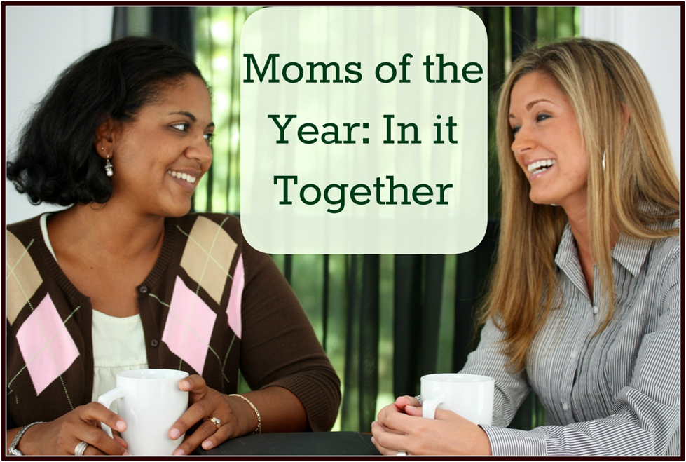 Moms of the Year: In it Together @lifewiththefrog @meredithspidel
