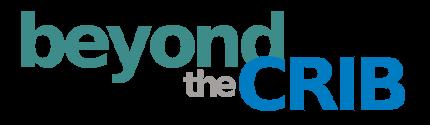 Beyond the Crib logo @beyondthecrib @meredithspidel