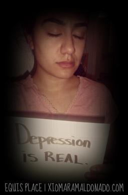 DepressionIsReal @XAMaldonado