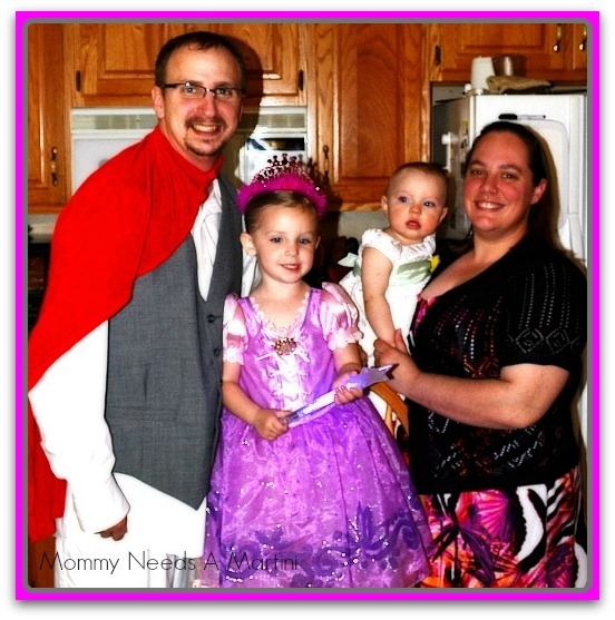 Ryleigh princess family @MommysMartinis @meredithspidel
