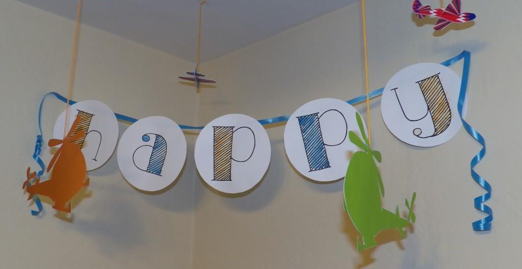 Happy Birthday banner kids birthday party @alisamalisa @meredithspidel