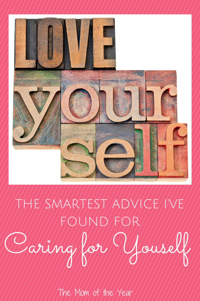 Love Yourself Self-care Smart Advice @meredithspidel