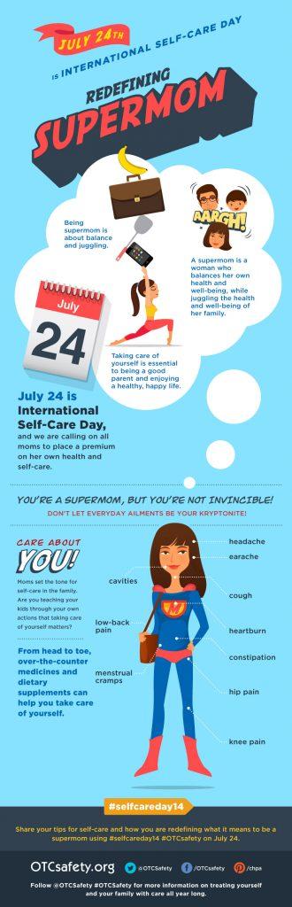 International Self-Care Day @meredithspidel #selfcareday14 #OTCSafety
