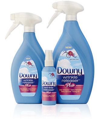 Downy Wrinkle Releaser Plus #WonderBottle @meredithspidel