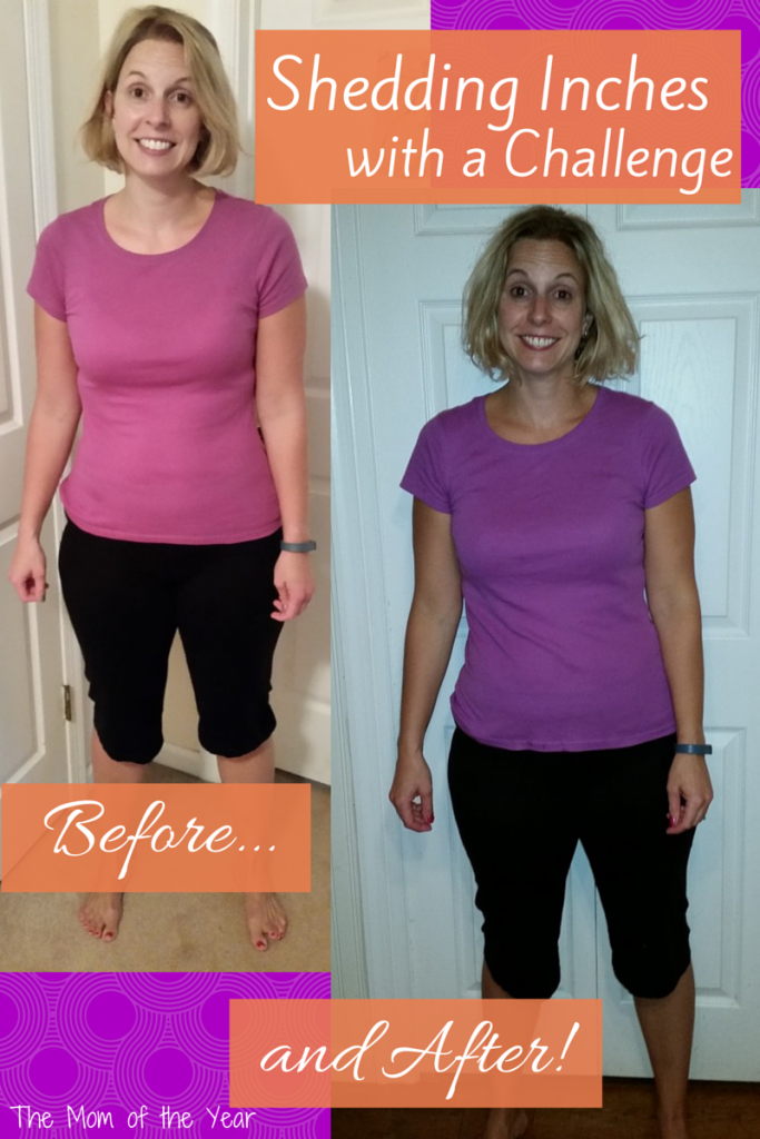 Doing a challenge was the kick-start I needed to get back on track--with weight loss, fitness, and a healthy digestive track. So thankful that I finally did a cleanse! Was completely the right decision for the busy mama!