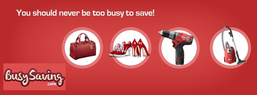 Busy Saving @busysaving @meredithspidel