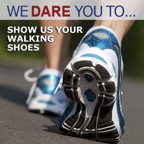 Go show 'em your shoes!