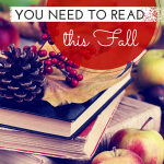 Curling up with these cozy good books is the perfect way to spend this fall! Go beef up your reading list!