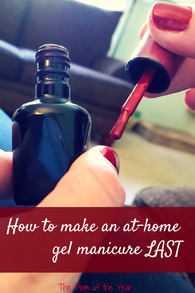 Do DIY gel manicures ever really work? Some tips and tricks I've found for making them last!
