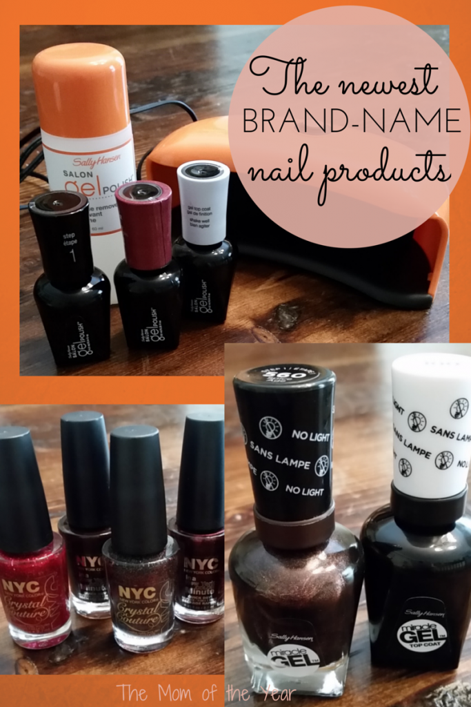 These new nail products are rolling out all these new nail products and polishes and I decided to give them a try! My thoughts on what works for a busy mom in caring for her nails