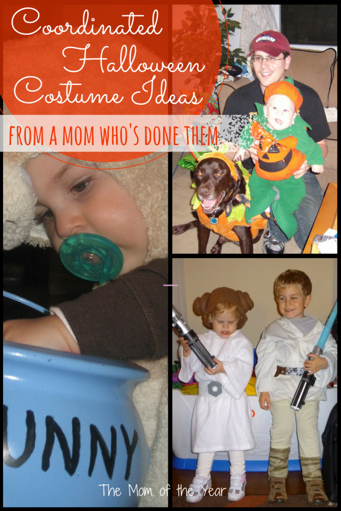 Mom And Baby Boy Halloween Costume Ideas.Coordinated Halloween Costume Ideas The Mom Of The Year