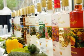 This Van Gogh vodka is gorgeous in presentation and quality in taste. Would make a perfect gift for the hard-to-shop-for person on your list!
