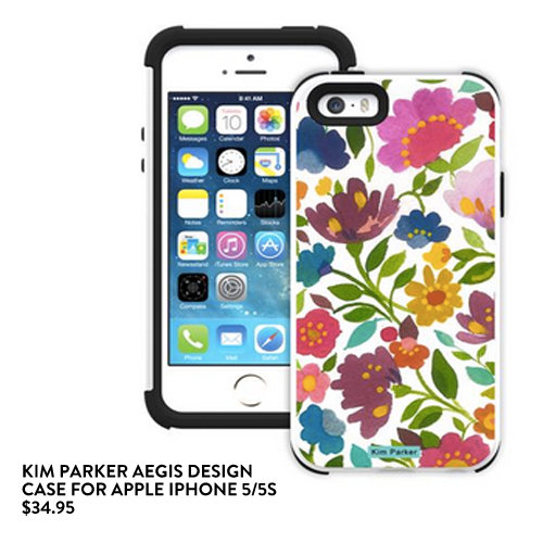 This gorgeous, trendy, STURDY phone case is a mom's-dream-come-true. Deck out your phone today with this sweet new design!