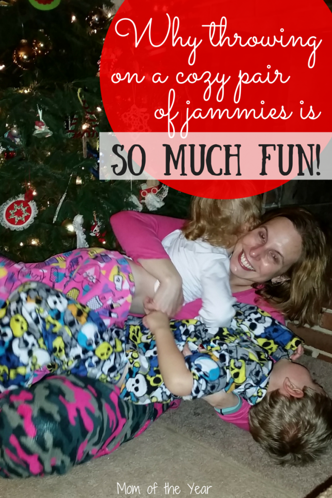 Embrace the family jammies and win! It's a sweet life when you cozy up and settle into these comfy pairs!