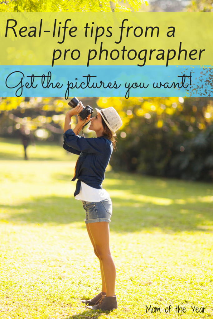 Taking quality family pictures can be a challenge!  Here are a few simple tips to improve your photos from a professional photographer--who REALLY knows how to work with kids!