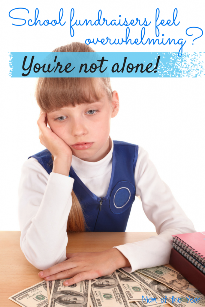 School fundraisers are no joke! As a first time mom, it was so overwhelming to know what to do or how to handle them! Feeling confused about how to best raise funds for your kids' school? You're not alone!