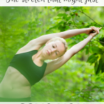 Making this leap was a huge stretch, but it was a saving grace against all the pain and low energy had been grappling with. Make this healthy choice now and do something for YOU!