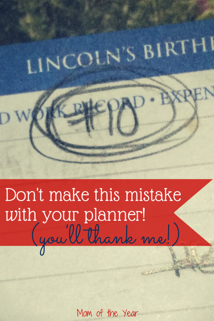 Pay attention to what you write in that planner! Why it matters for organization and calendars--with a dose of funny and inspiration included! Get your pencil ready--you're going to need it!