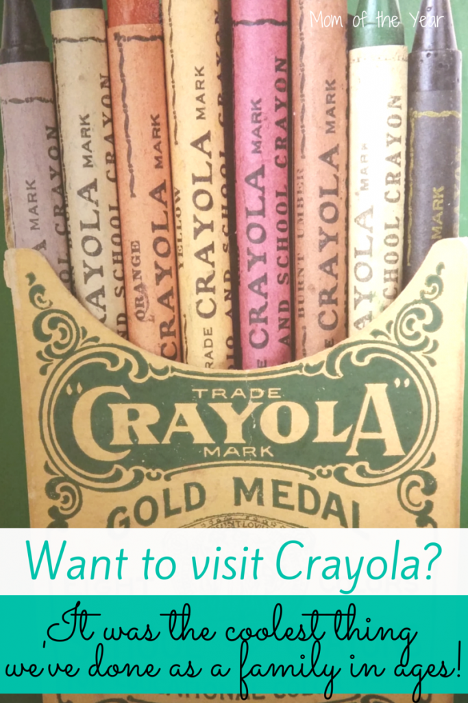 Visiting the Crayola Experience was the perfect way to encourage my kids creative efforts and explore the delights of crayons, markers and other art-supplies! I loved the DIY fun and this was the perfect diversion for my active kids--read on to find out the can't-miss highlights!