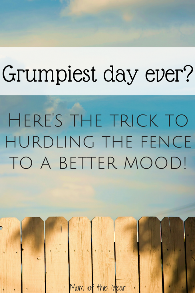 Bad case of the grumpies? You are not alone with grouchy moods! When I found this perspective to help boost my mood and make me feel better, it was a Godsend!