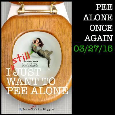 I STILL Just Want to Pee Alone is a collection of hilarious, original essays from 40 MORE of the most boss mom bloggers on the web. You will laugh, you will cry, and you will want to share this book with every mom who is in the trenches with you. Parenting is hard. Isn't it nice to know you're not alone?