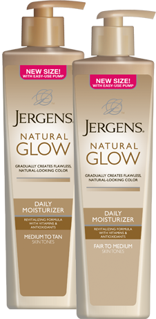 No time to lounge about outdoors to rock a natural tan? No sweat. Lather up with this uber-gradual self-tanning lotion and slowly boot that pasty skin adios. It's such smooth, easy process, you can't mess it up--I promise!