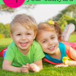 Having the cool backyard where the kids love to play and hang-out is such a fun thing! Do these easy steps to make it happen and keep your children entertained and happy for hours! Sunshine soaking-up is yours!