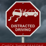 Behind the wheel? Get responsible NOW. Your family's safety is no joke--EVER.