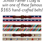 Need a belt that doesn't give out after a couple weeks? THIS is it! The most perfect belt you'll ever own--fantastic quality that will last for years. And the most perfect Father's Day gift you could give!