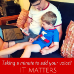 Want to see changes in your child's educational system? The issue of fair funding for our schools affects all of us, and now with this this super-easy tool, you can make a difference that matters! Take a minute and share your voice so it's heard!
