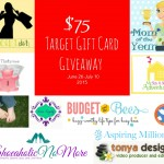 Celebrate the heart of friendship--and the very real coolness of blogging with this sweet anniversary giveaway from this amazing woman!