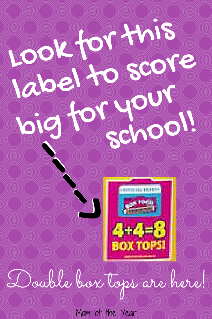 Now is the time to stock up on these products! Save big and score big for your school! If you buy the products this way, it's a win for education AND your family. Check it out here!