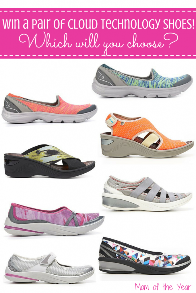 Moms! Finally a shoe that is TRULY comfy AND stylish. They amaze me, and did I mention they are machine-washable?? You have to check these out!