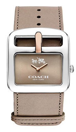 Oh my goodness! I am crushing on this watch BIG-TIME. Adorable, trendy and will go with so much. Go here to save a ton on it!
