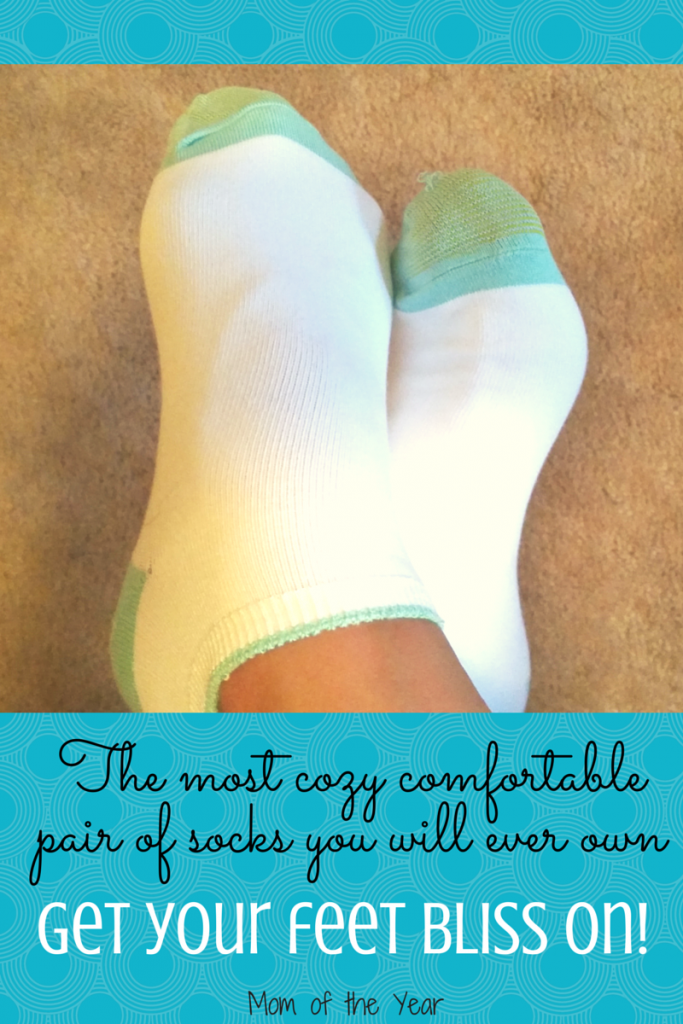 Socks that are comfy, soft, uber-washable, silky and QUALITY? I never knew they existed! Pure bliss! Treat your feet now!