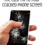 Got a cracked phone screen and moaning over the cost of replacement? No sweat! Here's a solution that will save you money and leave you loving your phone--gorgeous screen included!