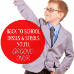 Back to school is no joke! But, by rocking these bargains and promos, you've got it, mom! Really!!