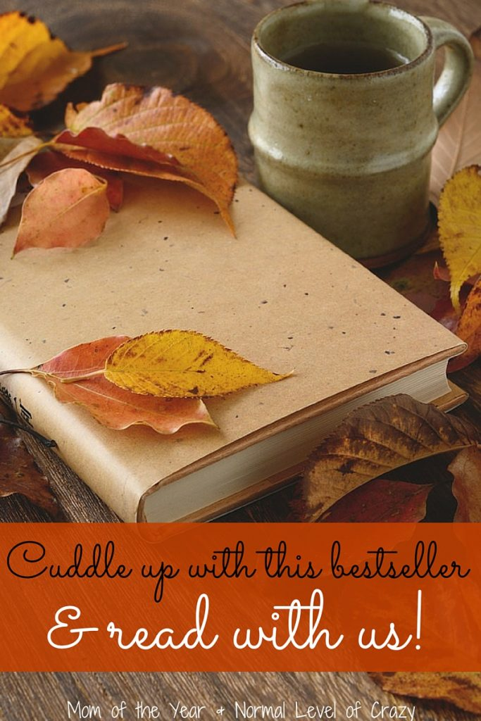 Fall is here! Time for cozying up with a warm beverage and pulling out a good read! We are LOVING this latest best seller & can't wait to share it with you! Come join us to chat books through our virtual book club--no need to change out of those pajamas!