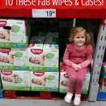 Messy kids driving you nuts? Save your sanity, mom, with this easy, fashionable solution that will allow you to save your sanity, your budget--and your sense of style! Keep it clean and cool with this savvy new wipes solution!