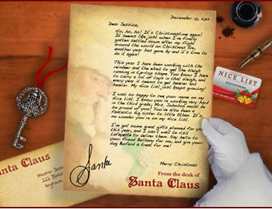 A personalized letter from Santa? I KNOW! What kid wouldnt love this?! Check out how to score an authentic one for super cheap with this exclusive promo code!