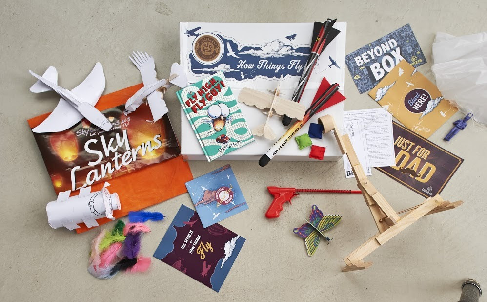 Some kids have an insatiable need to keep exploring, learning, and discovering their world. Help them do it in a fun way with these neat gift ideas! You'll have your holiday gifts for children in the bag after checking out this original idea on the list!