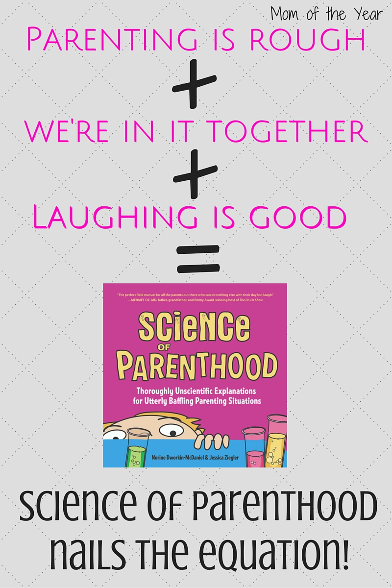 This book is hysterical, true and will make you feel MORE NORMAL, I promise! The perfect read for yourself or the perfect gift for anyone in your life who is a parent or soon-to-be-parent. Grab it up now!