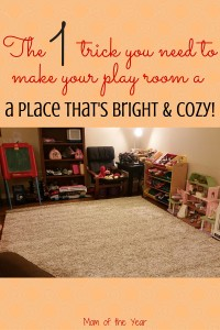 This new rug has been a fantastic find for our home! It's so soft, cozy, the perfect color and such a reasonable price! I never thought a new carpet could make such a difference--go check out the before and after pictures!