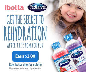 Sick kid at home? Stomach bugs and the flue are THE WORST with kids. Snatch up this smart solution to get everyone feeling better quickly and make sure to grab this savings--we saved so much money this way! Germs have met their match!