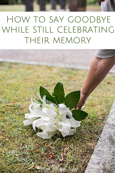 Losing a parent is so difficult. Here's a way to say goodbye to their memory while still embracing their presence in your life and teaching your kids to love their grandparent after they are gone. The death of a parent/grandparent is so hard. Find hope and inspiration for positive grieving here!