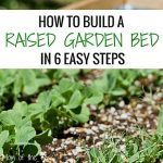Wanting to build a raised garden bed for your home vegetable garden, but aren't sure where to start? Here is the easy step-by-by step how-to guide to build your own--the very cheap, economical way! Take an afternoon and get ready to dig into your own fresh, home-grown produce with these easy steps!