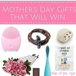Looking for the perfect Mother's Day gifts? We've got all the inspiration you need here! The ideas are well-vetted, sure-to-please wins that will make any woman on your list smile! Check this out and get ready to give one of these fab gift ideas and be a winner this Mother's Day.
