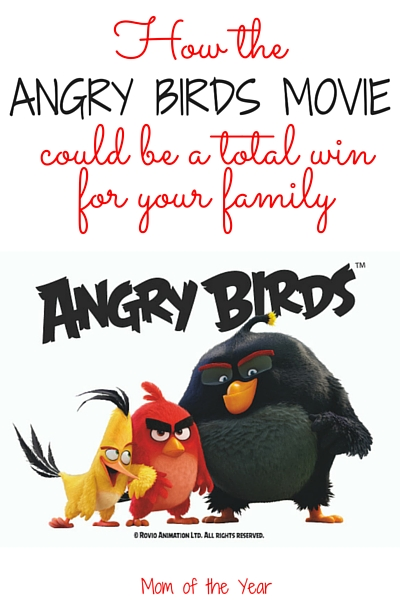 Any Angry Birds fans in your home? With the new movie coming out, I've learned some important lessons as a mom about my son and his world of Angry Birds. Sometimes gaming apps and games can be a hidden blessing in disguise and here's why. This perspective on seeing Angry Birds and childhood hobbies as a blessing will surprise you--and help, I promise!