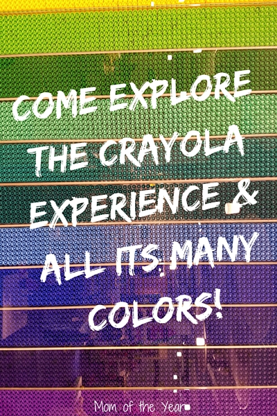 Looking for the perfect family day trip? Visiting The Crayola Experience is the perfect creative treat for kids during any season of the year! They get to exercise their minds, bodies, and imaginations in uber-fun and creative ways! Plus, check out the sweet ideas here for the memorable souvenirs (no extra cost!) they can bring home!