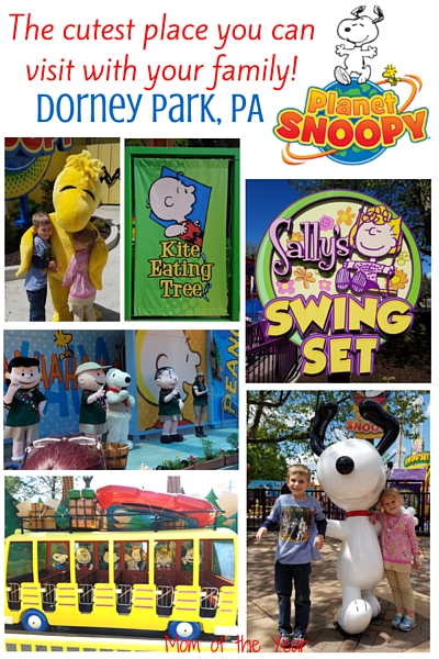 Looking for the perfect family day trip or family vacation? Dorney Park is the perfect theme park/amusement park to visit! With all the fun stuff at Planet Snoopy for children's entertainment, plus everything else the park has to offer, you can't go wrong. Sneak over to this page for the trick to get a ton of savings on tickets!
